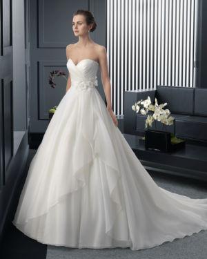 Poročna obleka Roca