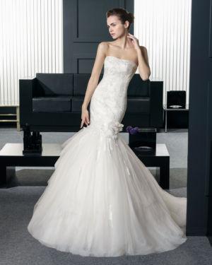 Poročna obleka Rosel