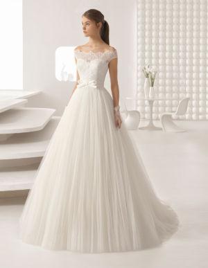 Poročna obleka Alcantara