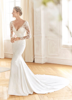 Poročna obleka Baile