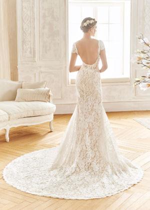 Poročna obleka Balboa