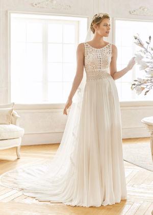 Poročna obleka Baleares