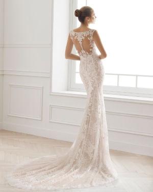 Poročna obleka Balmes