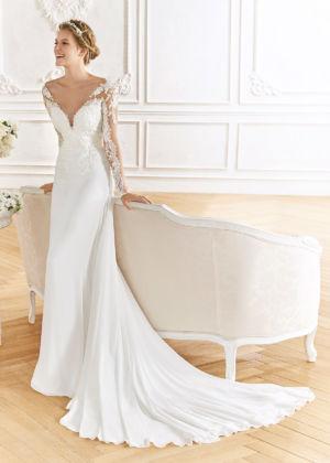 Poročna obleka Balmoral