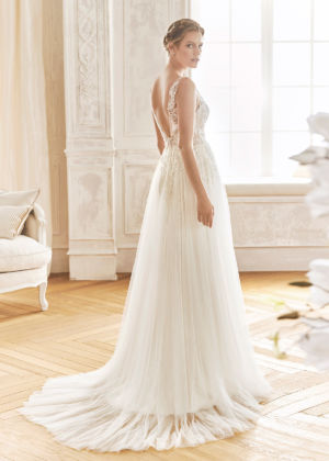 Poročna obleka Barcares