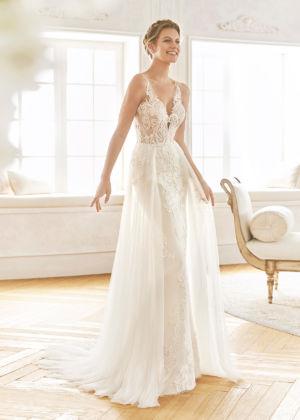 Poročna obleka Barcres