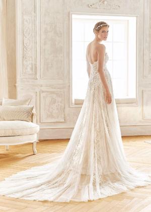Poročna obleka Batea