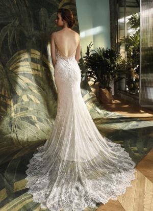 Poročna obleka Kami