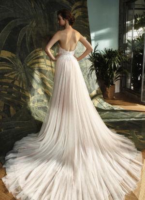 Poročna obleka Koren