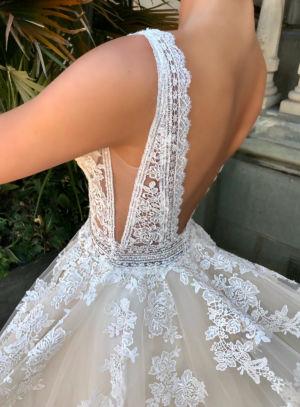 Poročna obleka Lavender