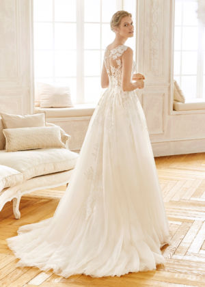 Poročna obleka Bosforo
