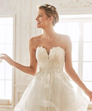 Poročna obleka Brades
