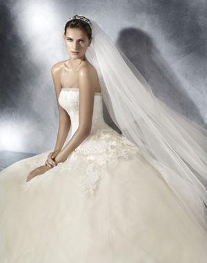 Poročna obleka Danit