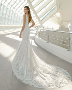 Poročna obleka Dario