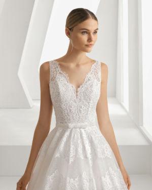 Poročna obleka Delfina