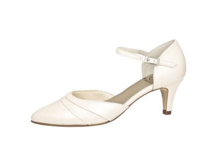 Čevlji Delphine (usnje)