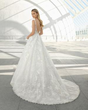 Poročna obleka Denika