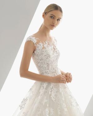Poročna obleka Denis