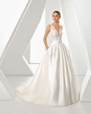 Poročna obleka Dorano