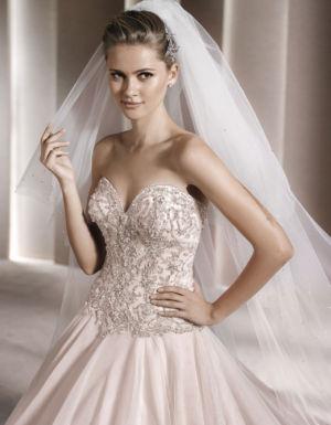 Poročna obleka Eresa