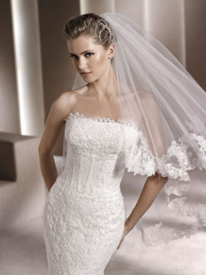 Poročna obleka Evangeline
