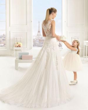 Poročna obleka Elche