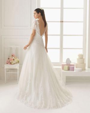 Poročna obleka Eleanor