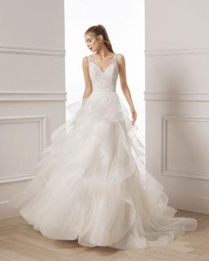 Poročna obleka Enat