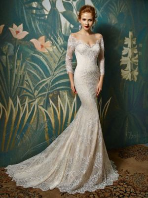 Poročna obleka Jadorie