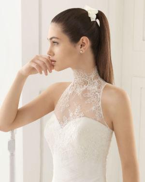 Poročna obleka Espiga