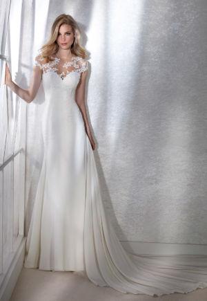 Poročna obleka Finlandia