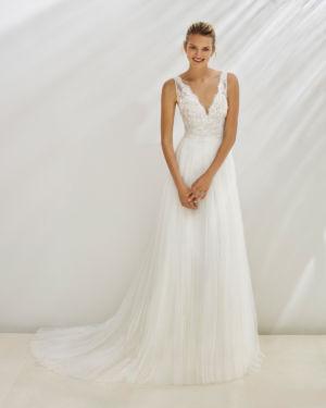 Poročna obleka Gianela