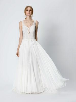 Poročna obleka Glamour