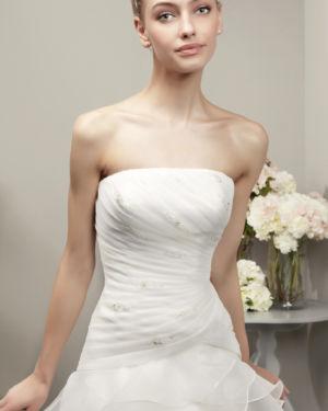 Poročna obleka Gotico