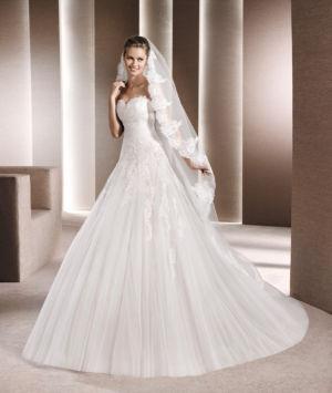 Poročna obleka Ilana