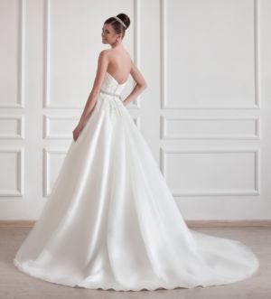 Poročna obleka Farfalla