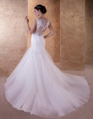 Poročna obleka Imania