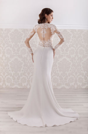 Poročna obleka Mandy