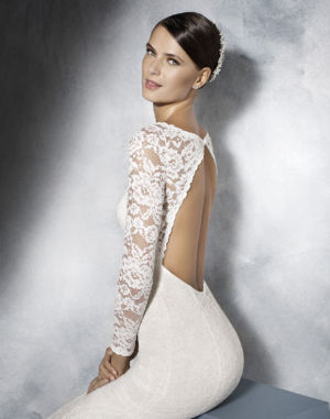 Poročna obleka Jianna