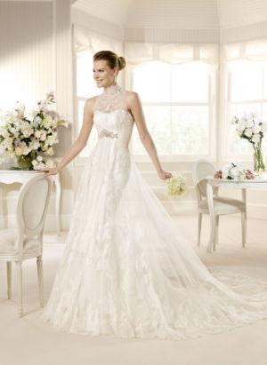Poročna obleka Mastil