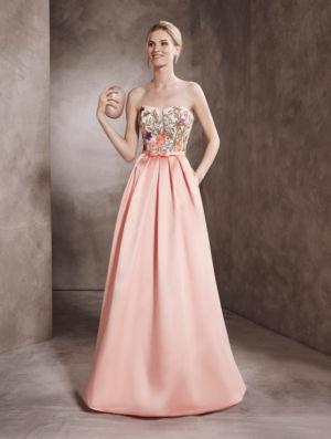 Ženska cocktail obleka