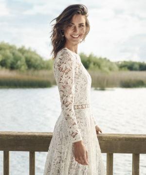 Poročna obleka Lovely Lucie
