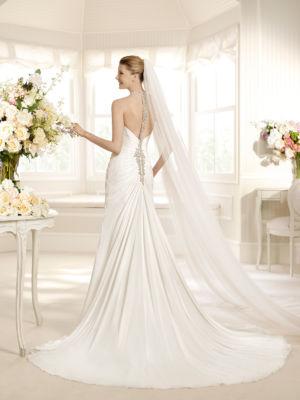 Poročna obleka Marey
