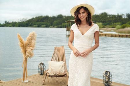 Poročna obleka Sweet Sofie