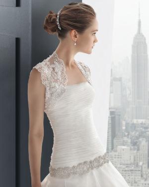 Poročna obleka Med