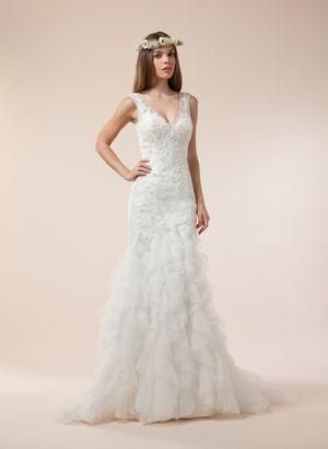 Poročna obleka NP 2526