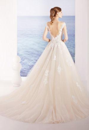 Poročna obleka Navara