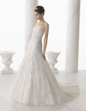 Poročna obleka Neila
