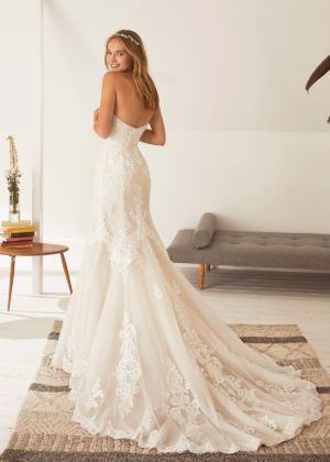 Poročna obleka Obdulia