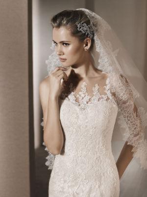 Poročna obleka Rocio